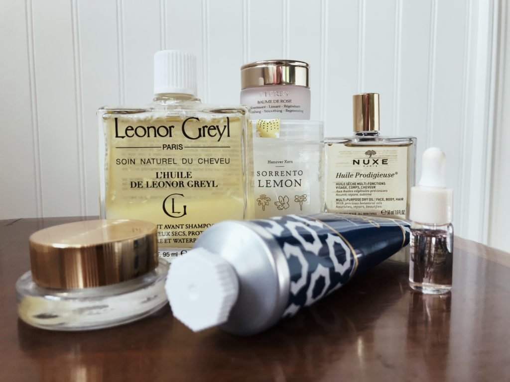 Lotions, creams and balms are great any day of the year!